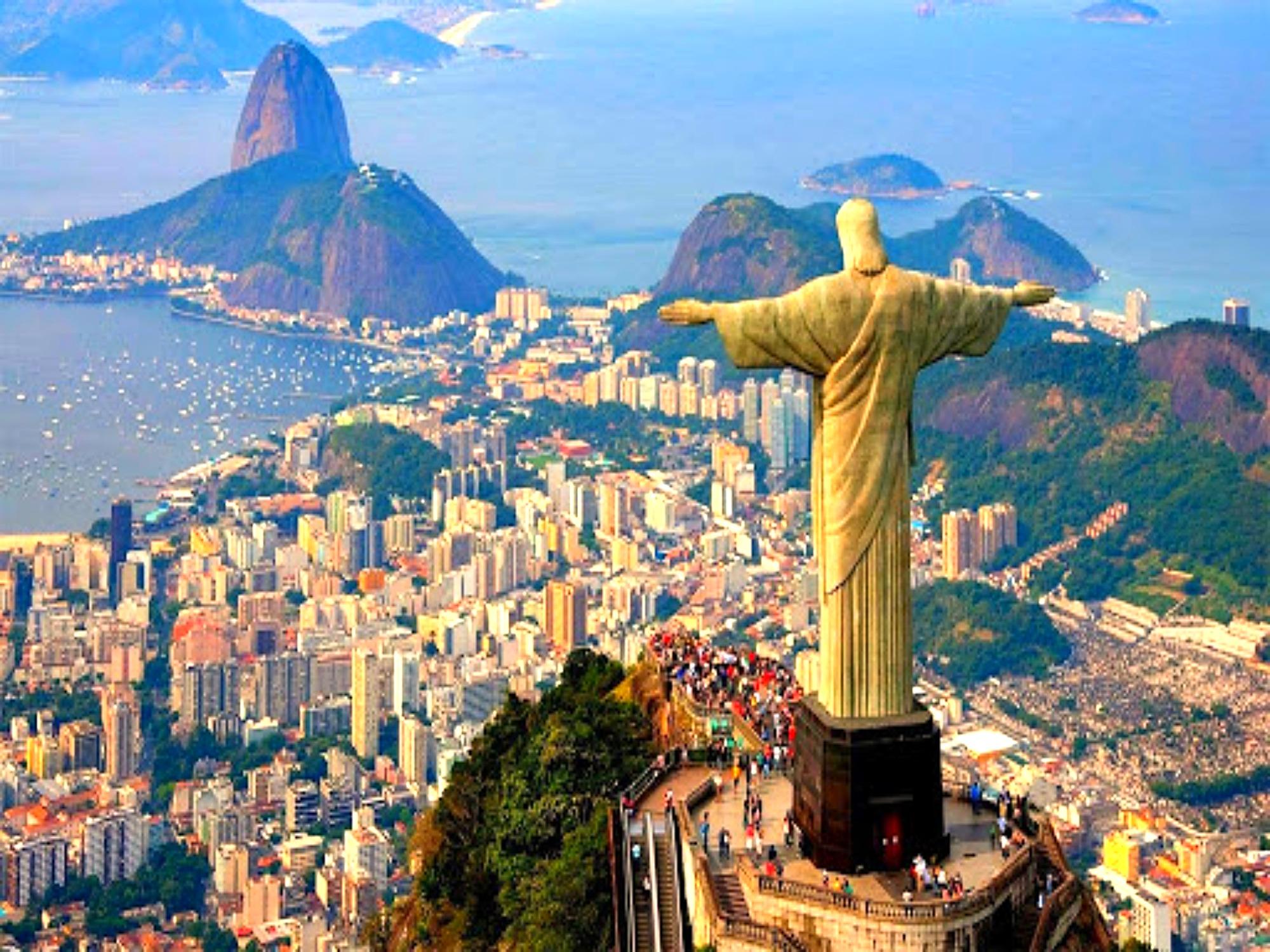 Kinh nghiệm du lịch Brazil tự túchiệu quả