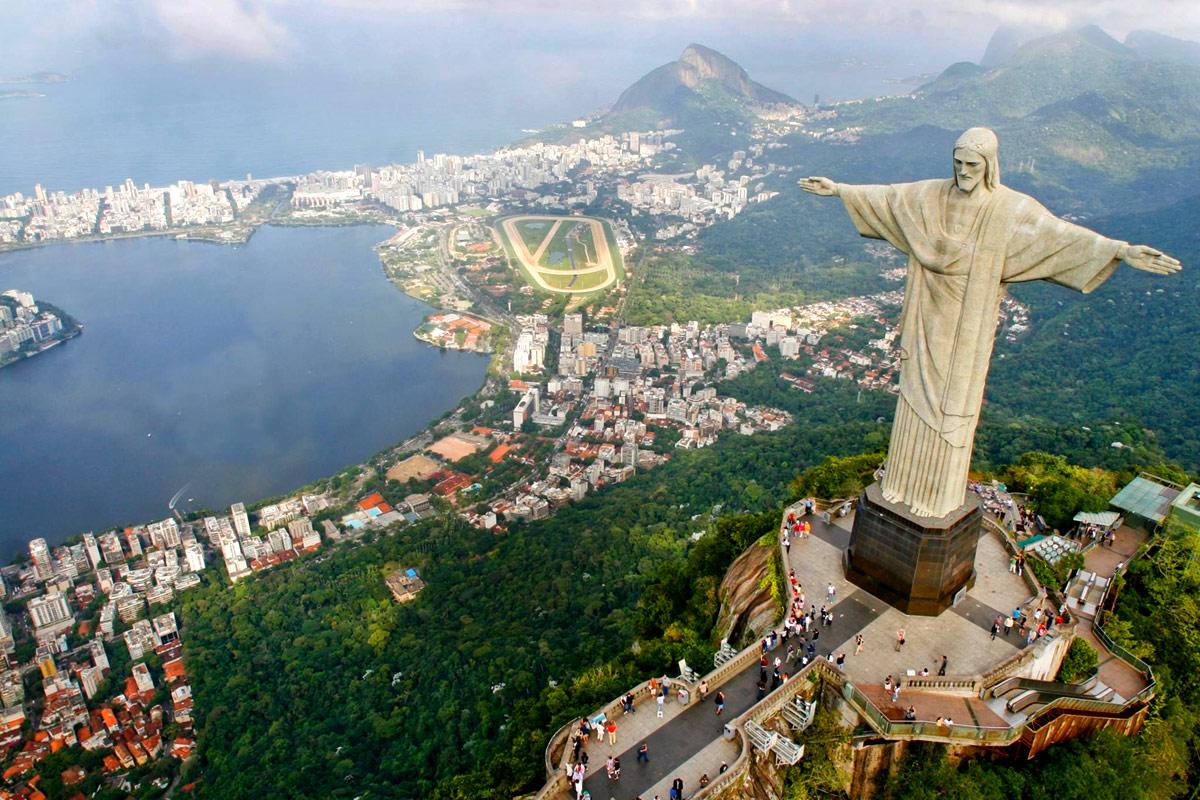 HÀNH TRÌNH KHÁM PHÁ BRAZIL