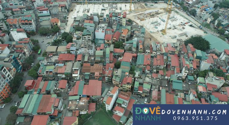 khảo sát địa hình flycam uav drone