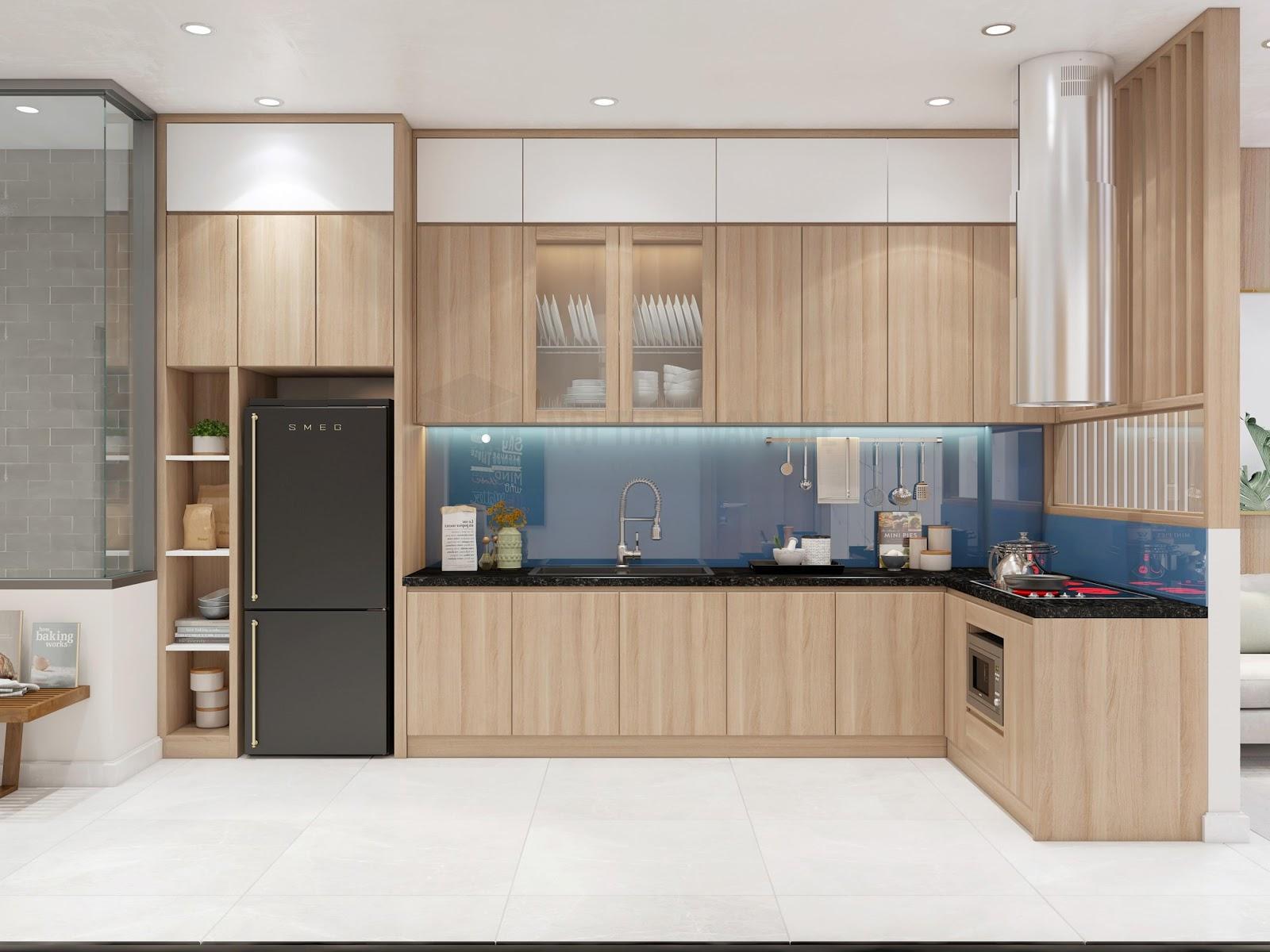 Chất liệu đồ nội thất sẽ tùy thuộc vào phong cách mà bạn lựa chọn