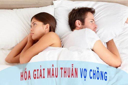 giải quyết mâu thuẫn vợ chồng