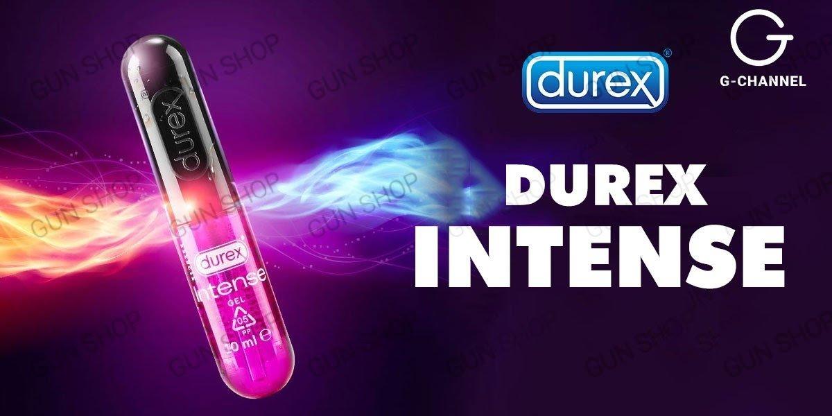Gel bôi trơn Durex Intense Orgasmic tăng khoái cảm