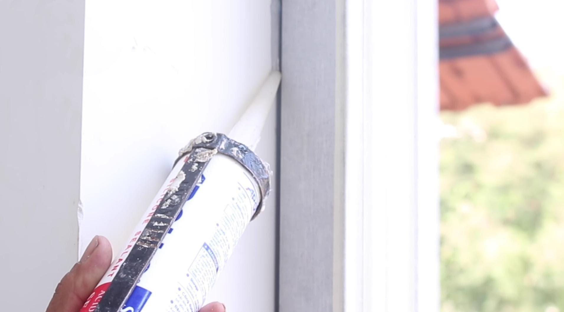 Xử lý chống thấm các khu vực dễ bị ngấm ẩm